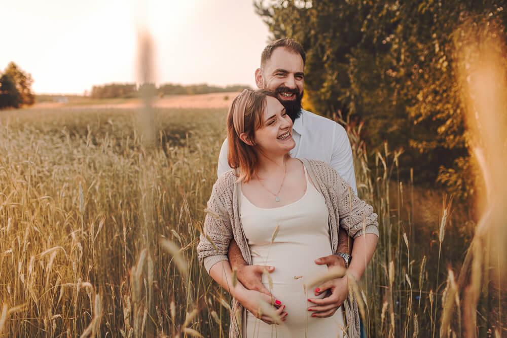 naturalna-fotografia-ciążowa